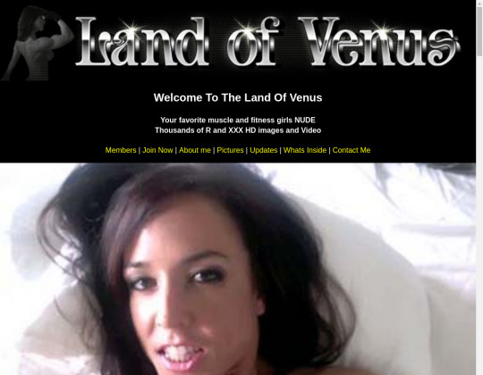 landofvenus.com sex