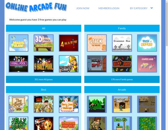 onlinearcadefun.com download
