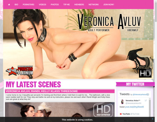 clubveronicaavluv.com porn