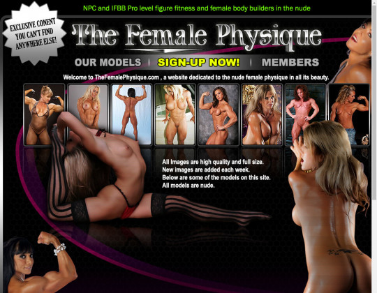 thefemalephysique.com sex