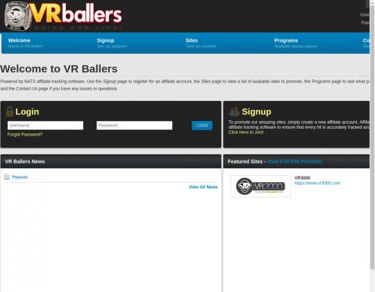 vrballers.com porn