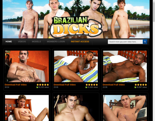 braziliandicks.com porn