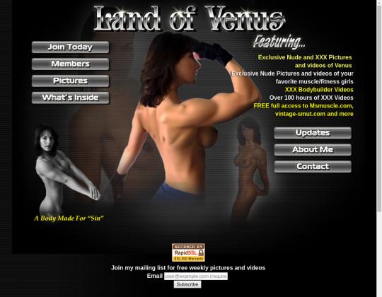landofvenus.com porn