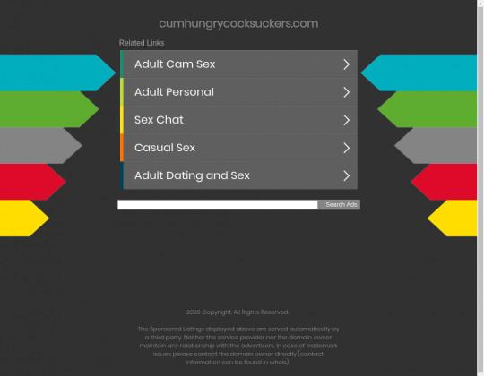 cumhungrycocksuckers.com porn