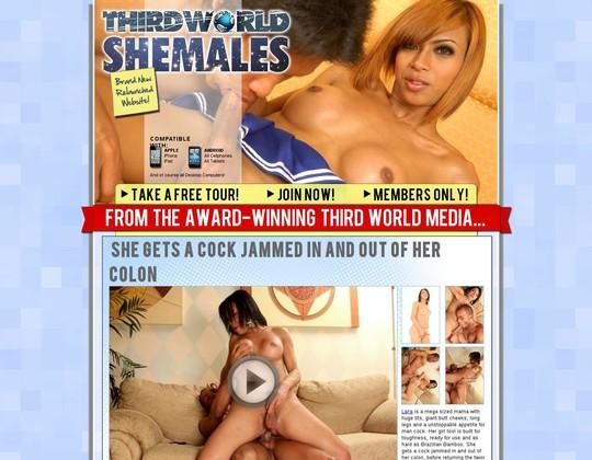 third world shemales thirdworldshemales.com