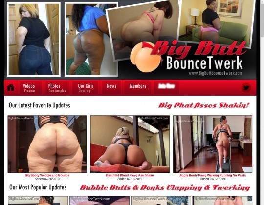 bigbuttbouncetwerk.com porn