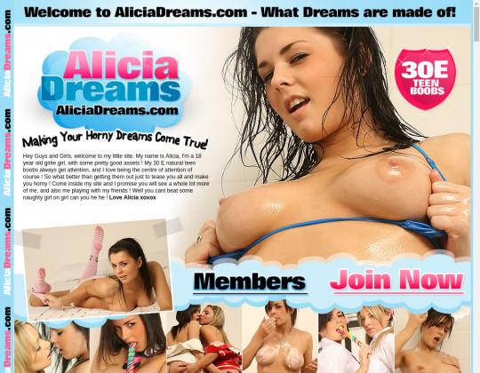 aliciadreams.com porn