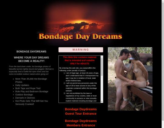 bondagedaydreams.com free