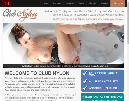 clubnylon.com free