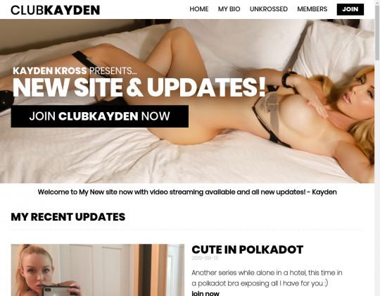 clubkayden.com porn