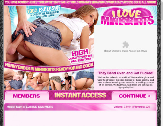 iloveminiskirts.com sex