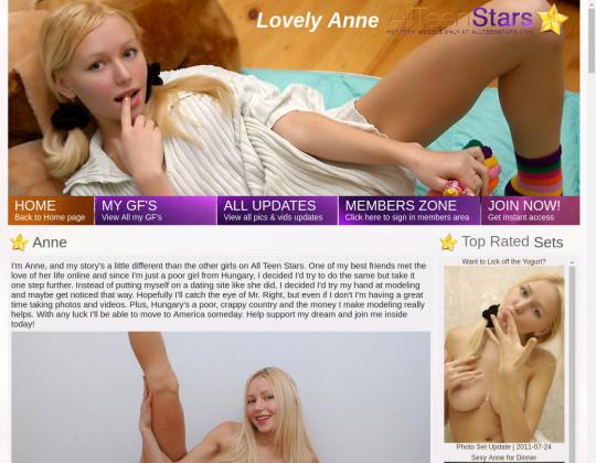lovelyanne.com free