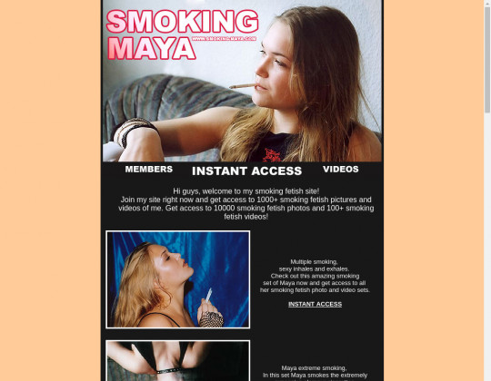 smoking-maya.com free