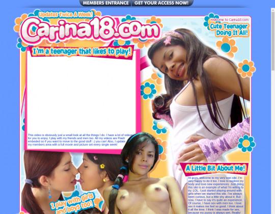carina18.com free