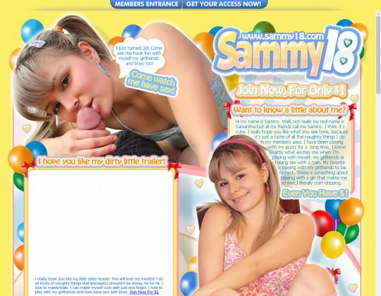 sammy18.com sex