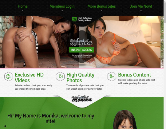 sweet-monika.com free