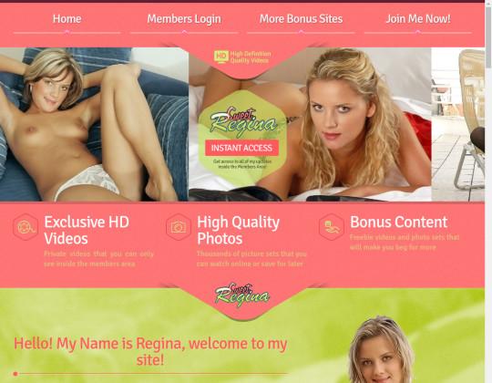 sweet-regina.com porn