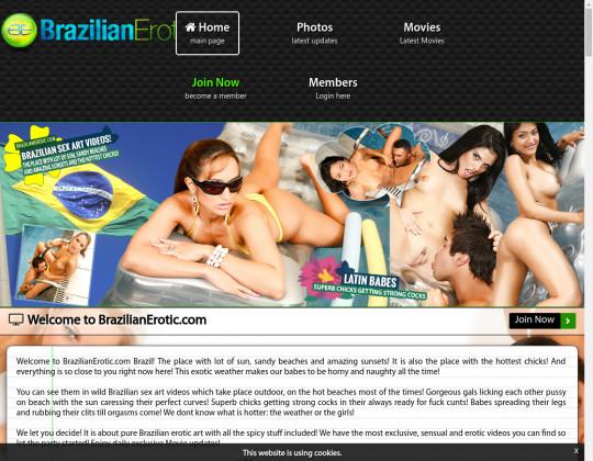brazilianerotic.com sex