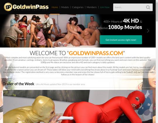 goldwinpass.com free