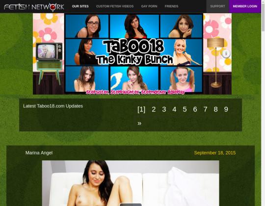 taboo18.com porn