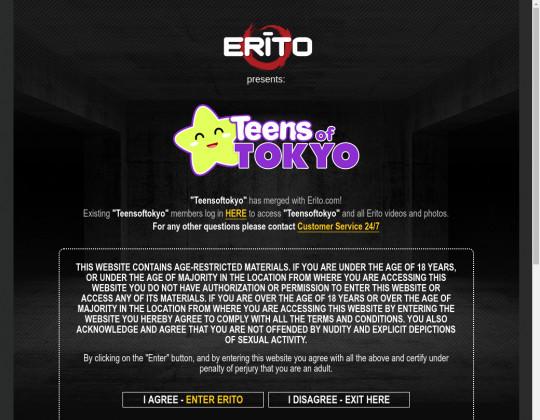 teensoftokyo.com free