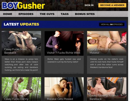 boygusher.com porn
