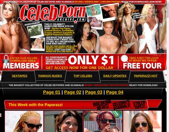 celebpornarchive.com sex