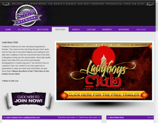 ladyboysclub.com sex