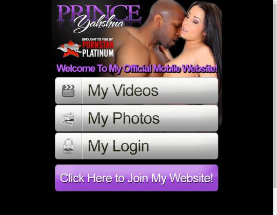 princeyahshua.com sex