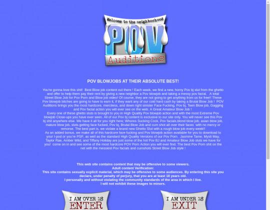 pov-auditions.com download