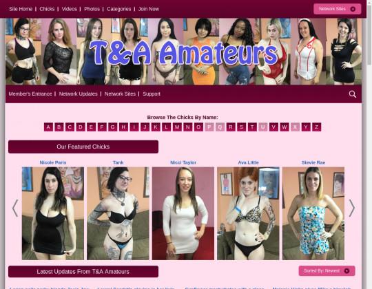 tandaamateurs.com free