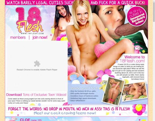 18flesh.com free