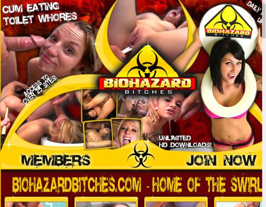 biohazardbitches.com porn