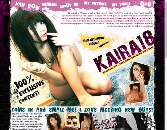 kaira18.com porn