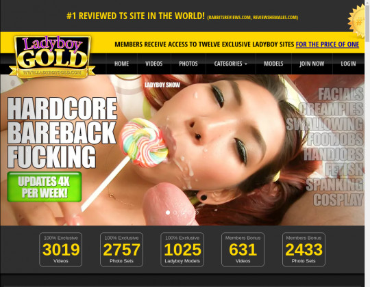 ladyboygold.com porn
