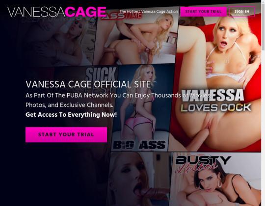 vanessacage.puba.com free