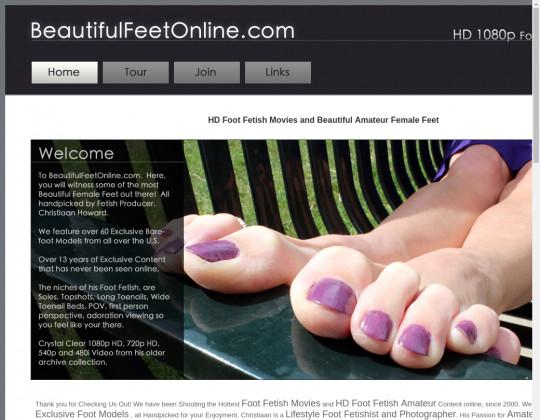 beautifulfeetonline.com free